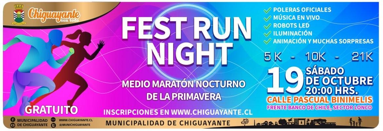 Corrida Nocturna