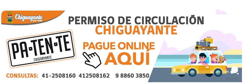 PCV Chiguayante Permiso de circulación vehicular